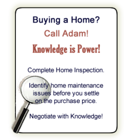Home Inspection Service for Buying and Selling Homes in Chicago Western Suburbs of Wheaton, Winfield, Warrenville, West Chicago, Glen Ellyn and Naperville